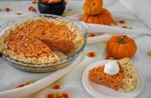 Pumpkin rice krispie recipe