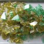 Sea Glass candy for Christmas