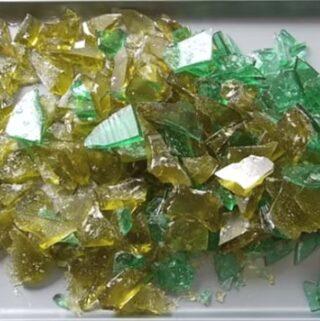 Sea Glass candy for Christmas