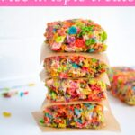 delicious rice krispie treat for Christmas and other events
