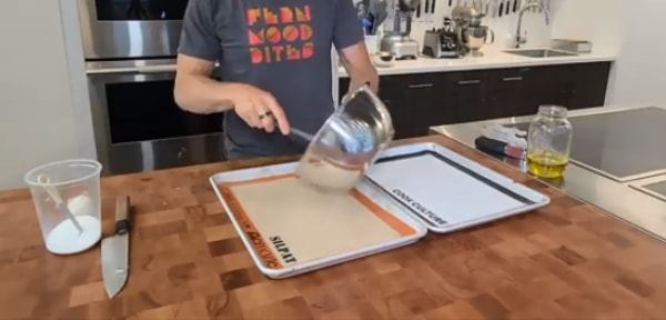 reusable baking mats