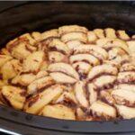 crockpot cinnamon casseroll