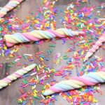 edible unicorn horns recipe