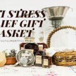 Gift basket for loved ones